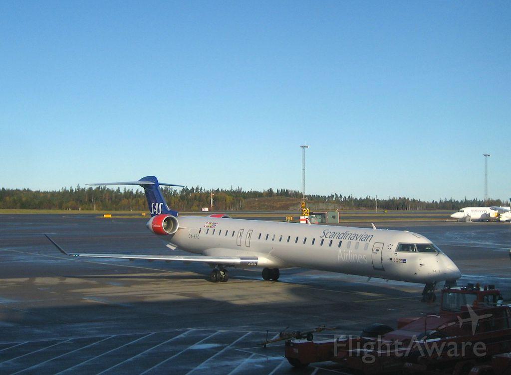 Canadair Regional Jet CRJ-900 (OY-KFD)