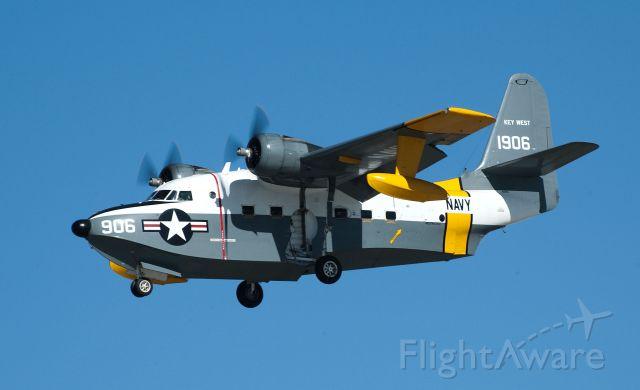 N3HU — - HU-16A Albatros arriving for the CoNA at NASNI.