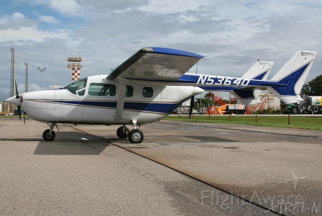 Cessna 336 Skymaster (N53640)