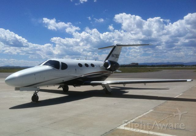 Cessna Citation Mustang (N479DC) - Denver, CO