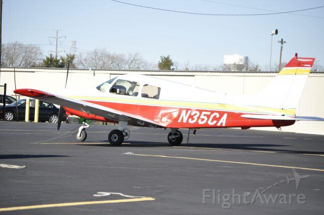 Piper Cherokee Arrow (N35CA)