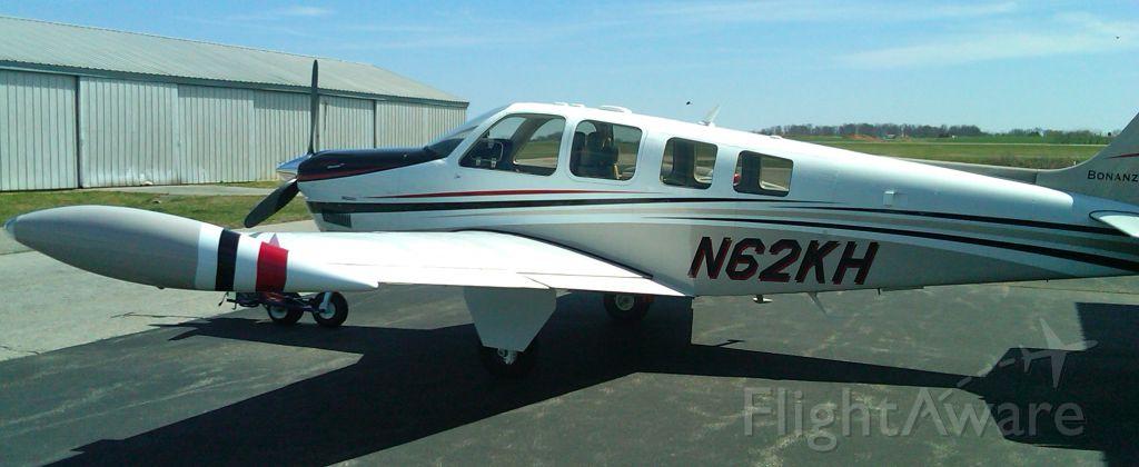 Beechcraft Bonanza (36) (N62KH)