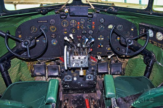 Douglas DC-3 — - AA Aviation Museum, DFW