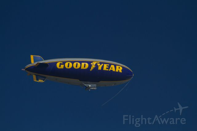 N10A — - Blimp 10A near Long Beach, Feb 2014