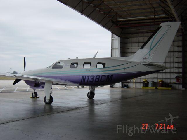 Cessna Citation II (N138CM)