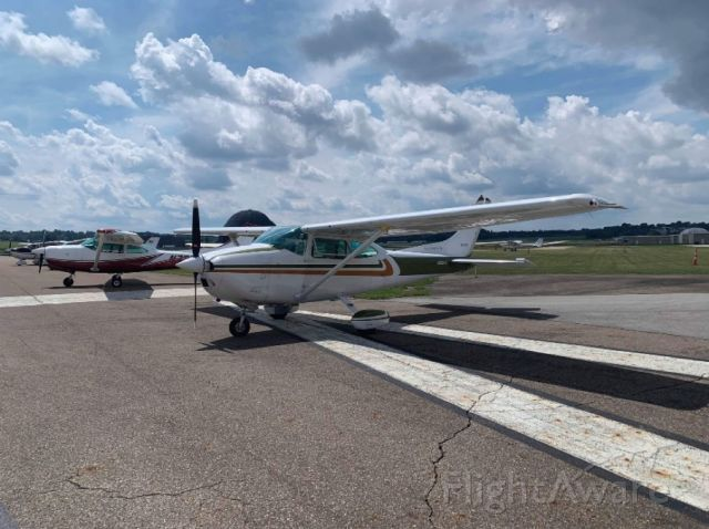 Cessna Skylane (N95640) - Props and Pistons, August 17 2019