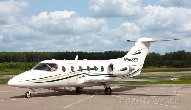 Beechcraft Beechjet (N568SD)