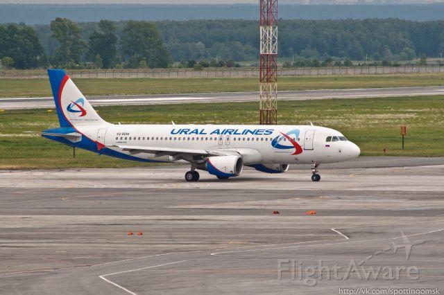 Airbus A320 (VQ-BDM)