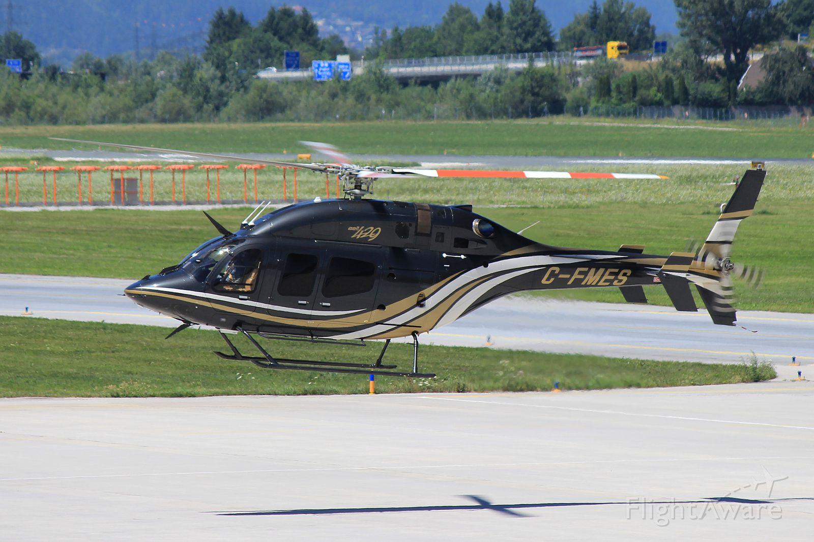 Bell 429 GlobalRanger (C-FMES)