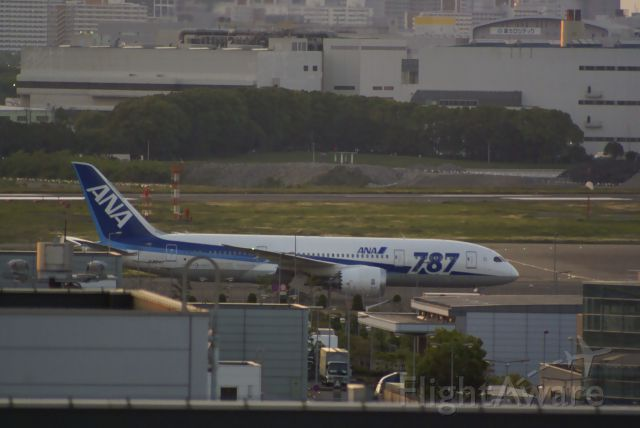 Boeing Dreamliner (Srs.8) (JA804A)