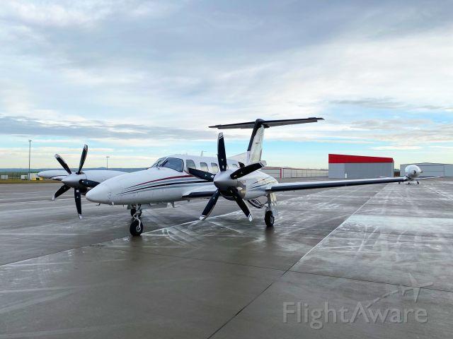 Piper Cheyenne 400 (N889AM)