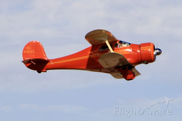 Beechcraft Staggerwing (N44562)