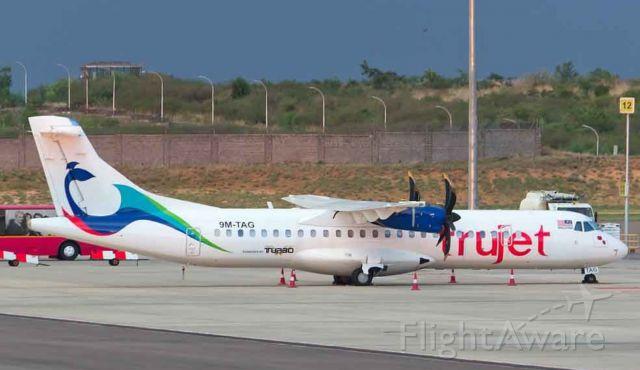 Aerospatiale ATR-72-600 (9M-TAG)