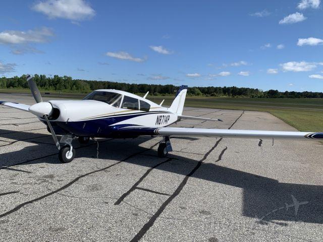 Piper PA-24 Comanche (N8714P)
