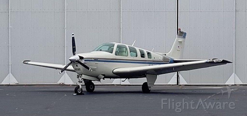 Beechcraft Bonanza (36) (N6136U)