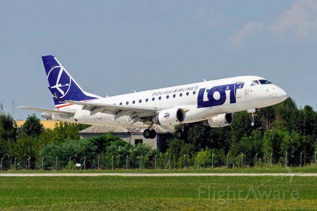 Embraer 170/175 (SP-LDE)