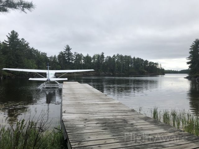 Cessna 206 Stationair (N8366C) - beautiful day for seaplane flying