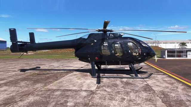 MD HELICOPTERS MD-600N (PR-CDP)