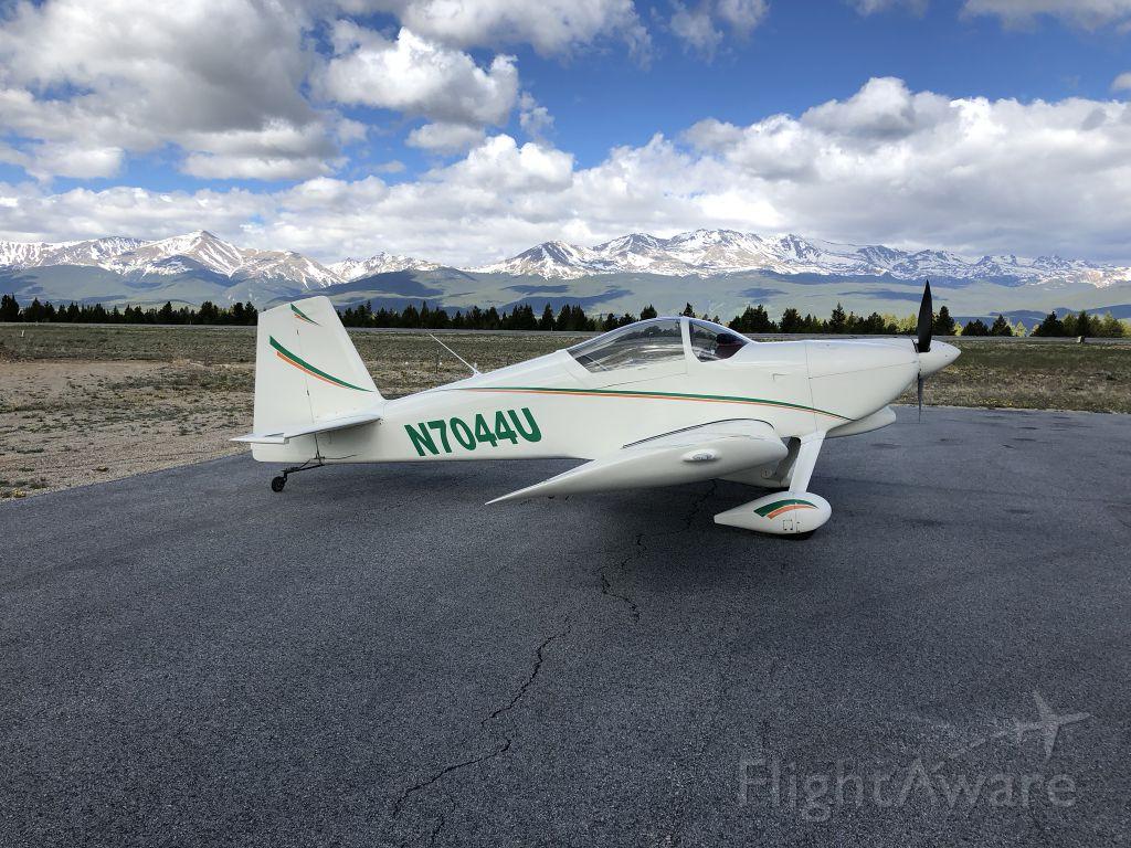 Vans RV-7 (N7044U) - Leadville CO