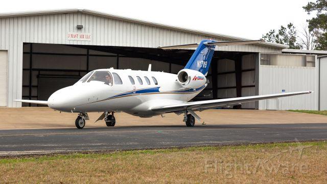Cessna Citation CJ1 (N17VB)