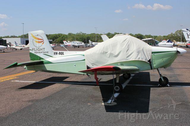 VICTA Airtourer (VH-RQL)