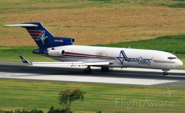 Boeing 727-100 (N395AJ)