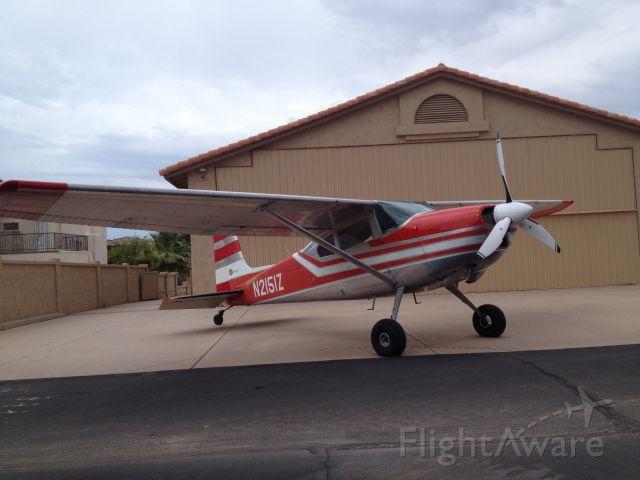 Cessna Skywagon 180 (N2151Z)