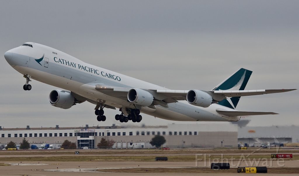 BOEING 747-8 (B-LJB)