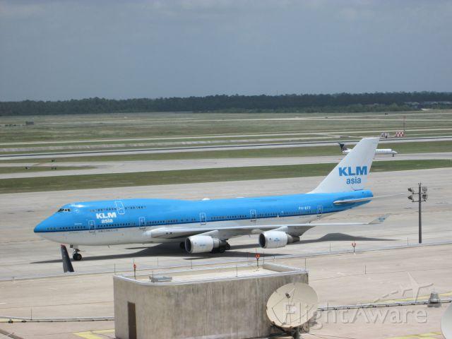 Boeing 747-400 (PH-BFF)