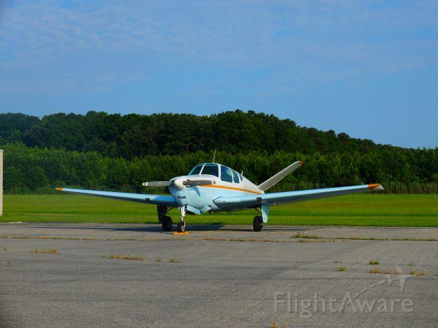 Beechcraft 35 Bonanza (NI866D) - Summer morning in Maryland