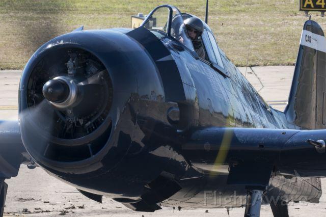 Grumman G-50 Hellcat (N1078Z) - GRUMMAN F6F