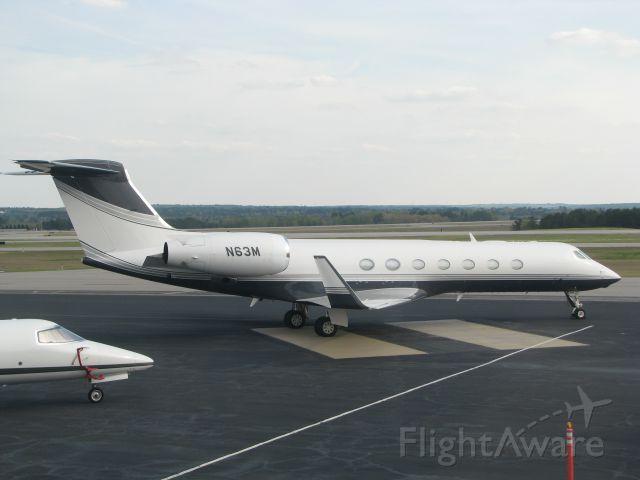Gulfstream Aerospace Gulfstream V (N63M) - GULFSTREAM AEROSPACE GV-SP