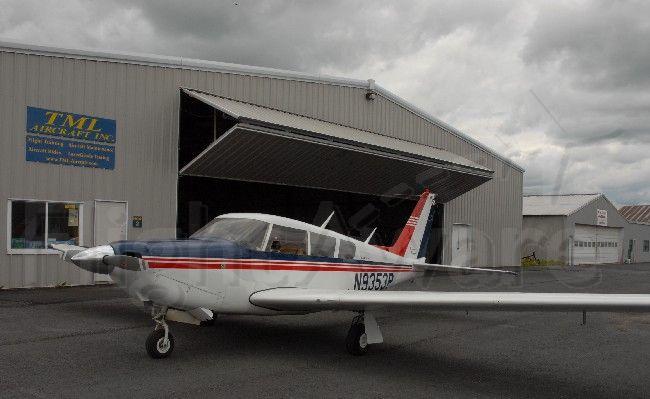 Piper PA-24 Comanche (N9353P)