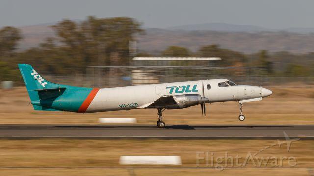 Fairchild Dornier SA-227DC Metro (VH-UZP)