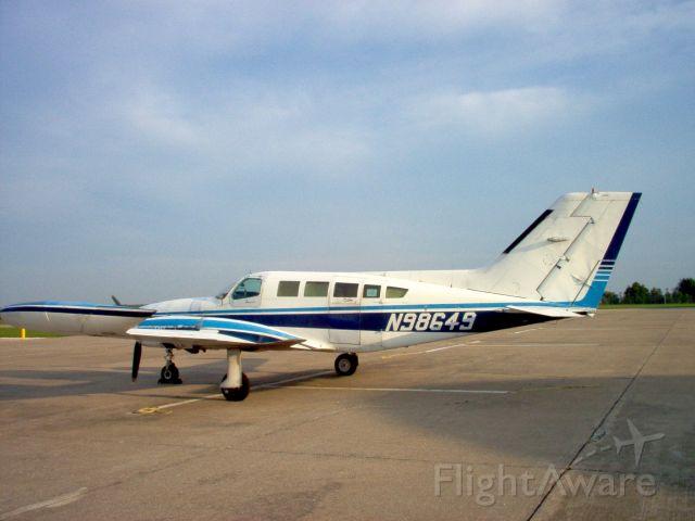 Cessna 402 (N98649)