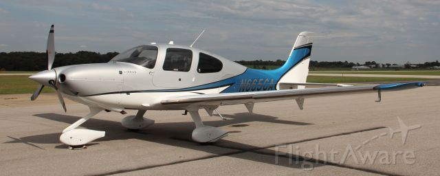 Cirrus SR22 Turbo (N665CA) - Cirrus SR-22 G5, Oct 2013...