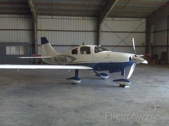 Cessna 400 (N478AB)