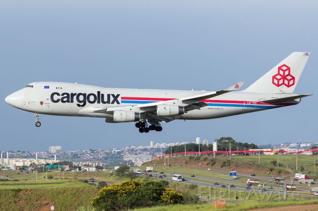Boeing 747-200 (LX-TCV)