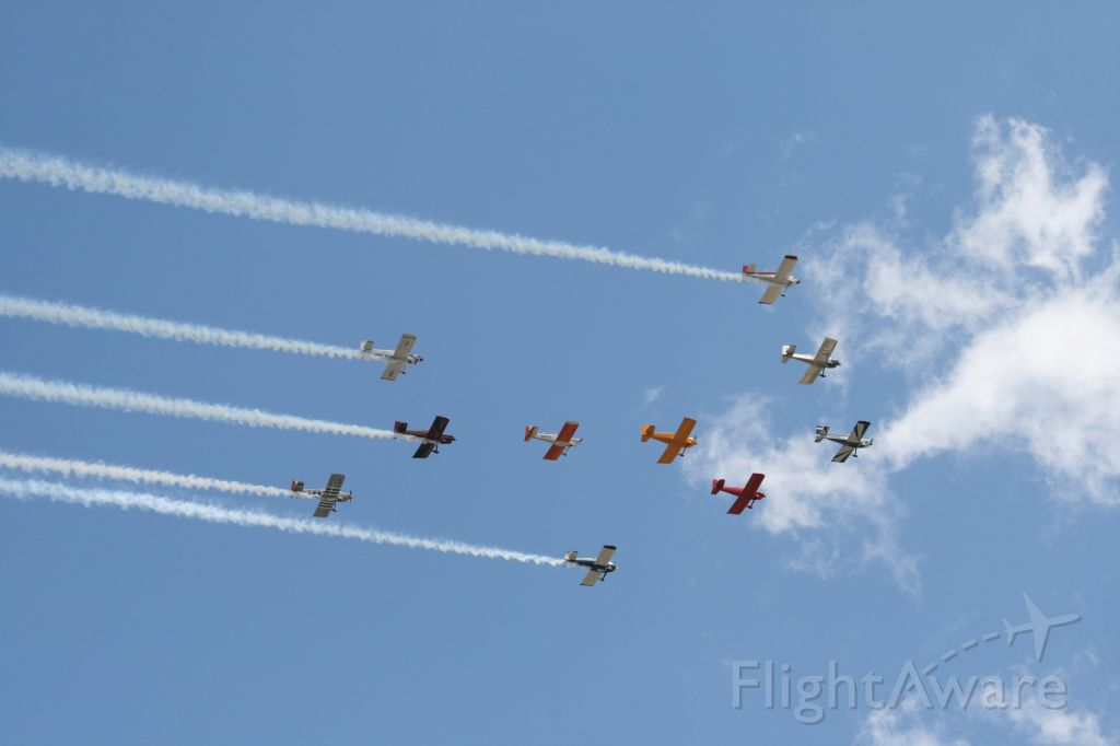 Experimental  (N311U) - Air Show LAKELAND FLORIDA 04-25-2009