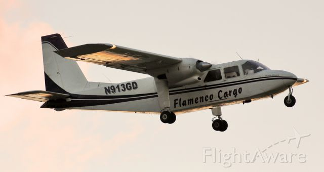 ROMAERO Islander (N913GD)