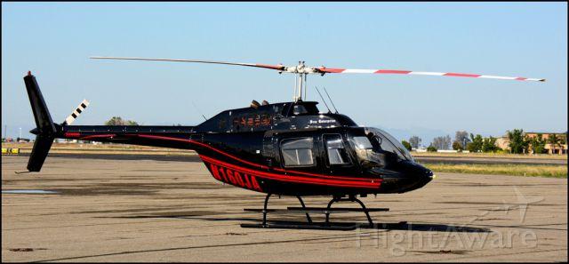 Bell JetRanger (N160JA)