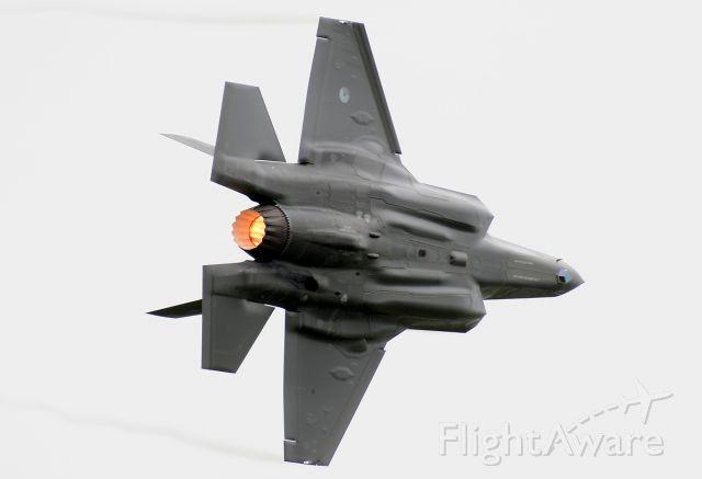 Lockheed F-35C (F001) - Luchtmachtdagen 2016.