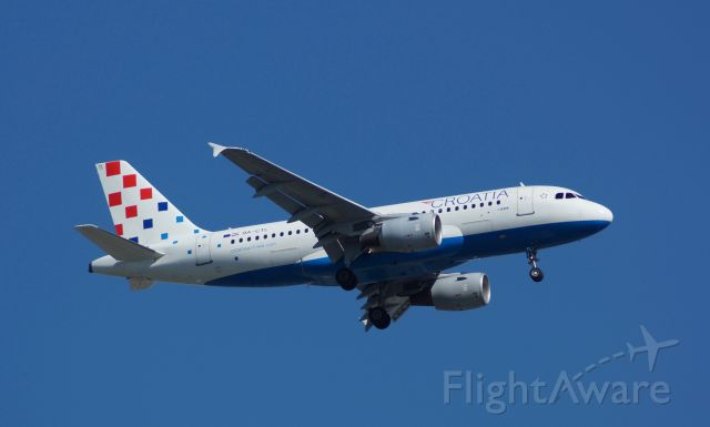 Airbus A319 (9A-CTL)