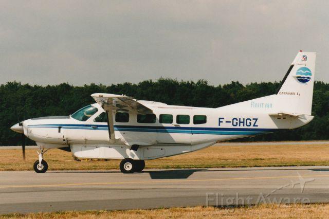 Cessna Caravan (F-GHGZ)