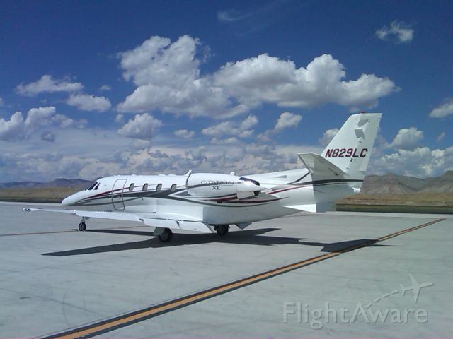 Cessna Citation V (N829LC)