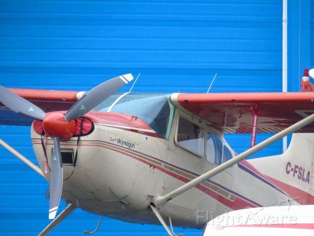 Cessna Skywagon 180 (C-FSLA)