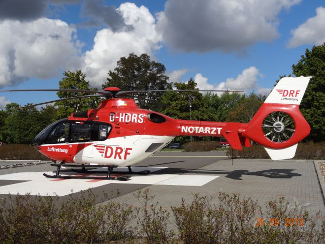 Eurocopter EC-635 (D-HDRS) - EC-H 135 - rescue helicopter