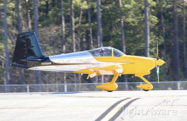 N558PP — - Landing RWY27