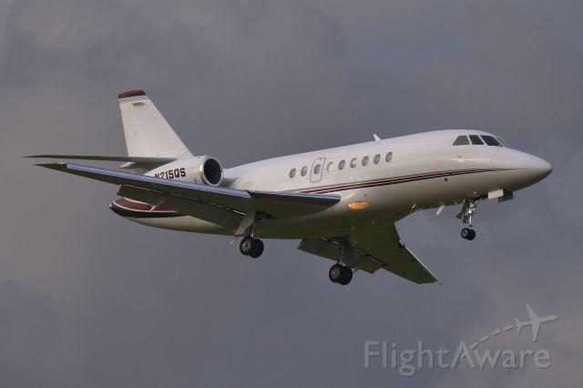 Dassault Falcon 2000 (N215QS)