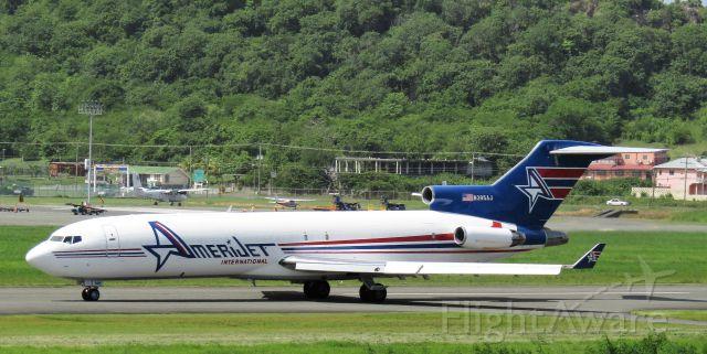 Boeing 727-100 (N359AJ) - N395AJ